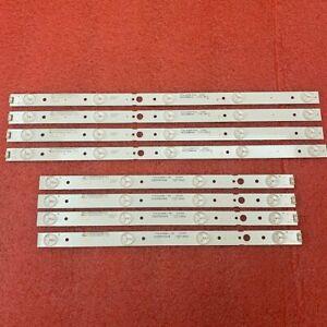"""kit 8 barre LED per LG 43"""" 43UJ620V 43UJ6200 43UJ630V"""