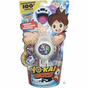 Montre-Yo-Kai-Watch-2-medaillons-dont-1-exclusif-Neuf-Saison-1