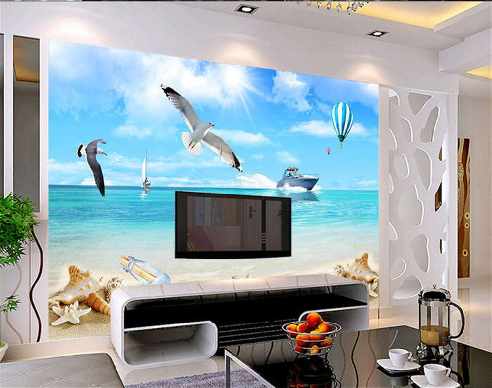 Soaring Ethnic Bird 3D Full Wall Mural Photo Wallpaper Printing Home Kids Decor