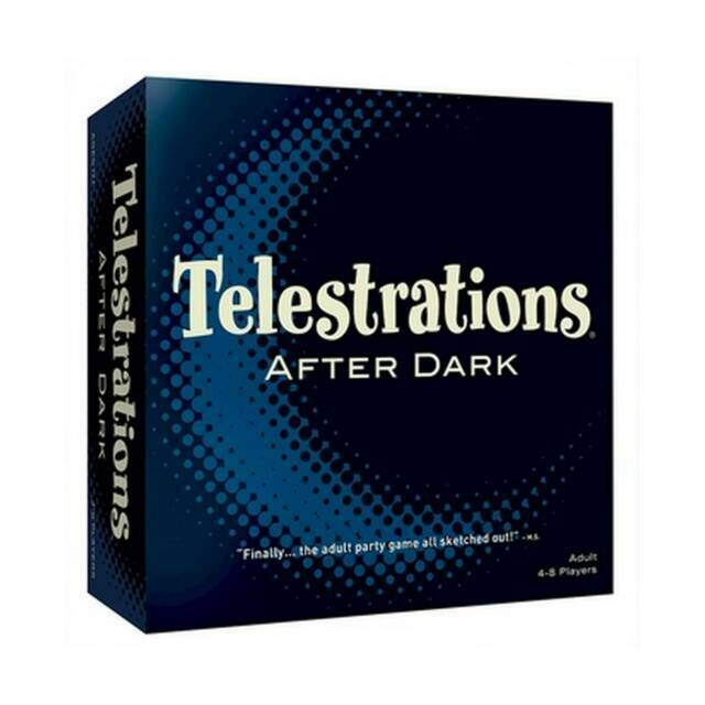 Telestrations After Dark Adult Party Game | Adult Board Game | An Adult Twist