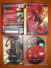 SpiderMan Spider-Man 2 [2 DVD's] Sam Raimi, Tobye Maguire, Kristen Dunst