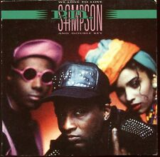 P.M. SAMPSON AND DOUBLE KEY - WE LOVE TO LOVE - CARD SLEEVE 3 INCH 8 CM CD MAXI
