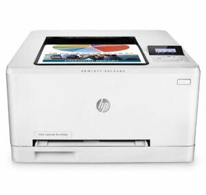 HP Colour LaserJet M252N M252 A4 Network USB Desktop Printer + Warranty