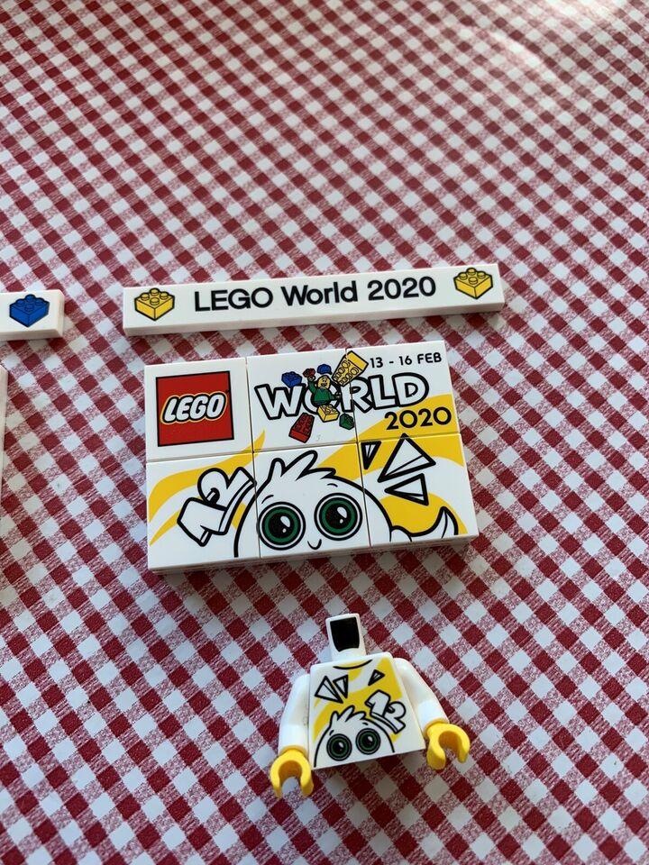 Lego andet, Lego world