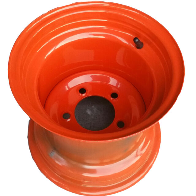 RIM WHEEL fits some Kubota Garden tractor zero turn lawn mower 10x8.5 5/4.5 P9