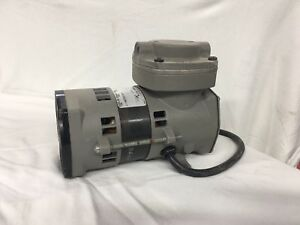 Thomas 405 Series Air Pump Used On Hellenbrand Iron Filter And