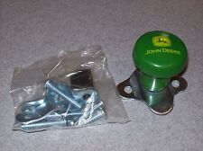 John Deere 110 112 140 210 212 214 216 314 wheel spinner knob GREEN PM00966