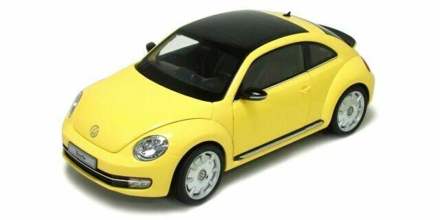 VOLKSWAGEN NOUVELLE COCCINELLE jaune Sun Flow 1//18 Beetle