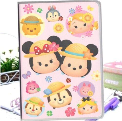 2020 Disney Tsum Tsum Mickey Mouse Frozen Schedule Book Planner Organizer Diary
