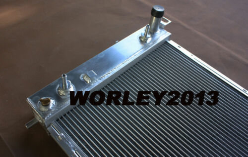 2 core aluminum radiator for Silverado 1500 2500 3500 4.8 5.3 6.0 V8