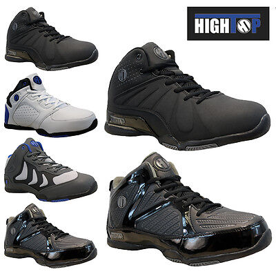 MENS HIGH TOP SAFETY WORK BOOTS MID
