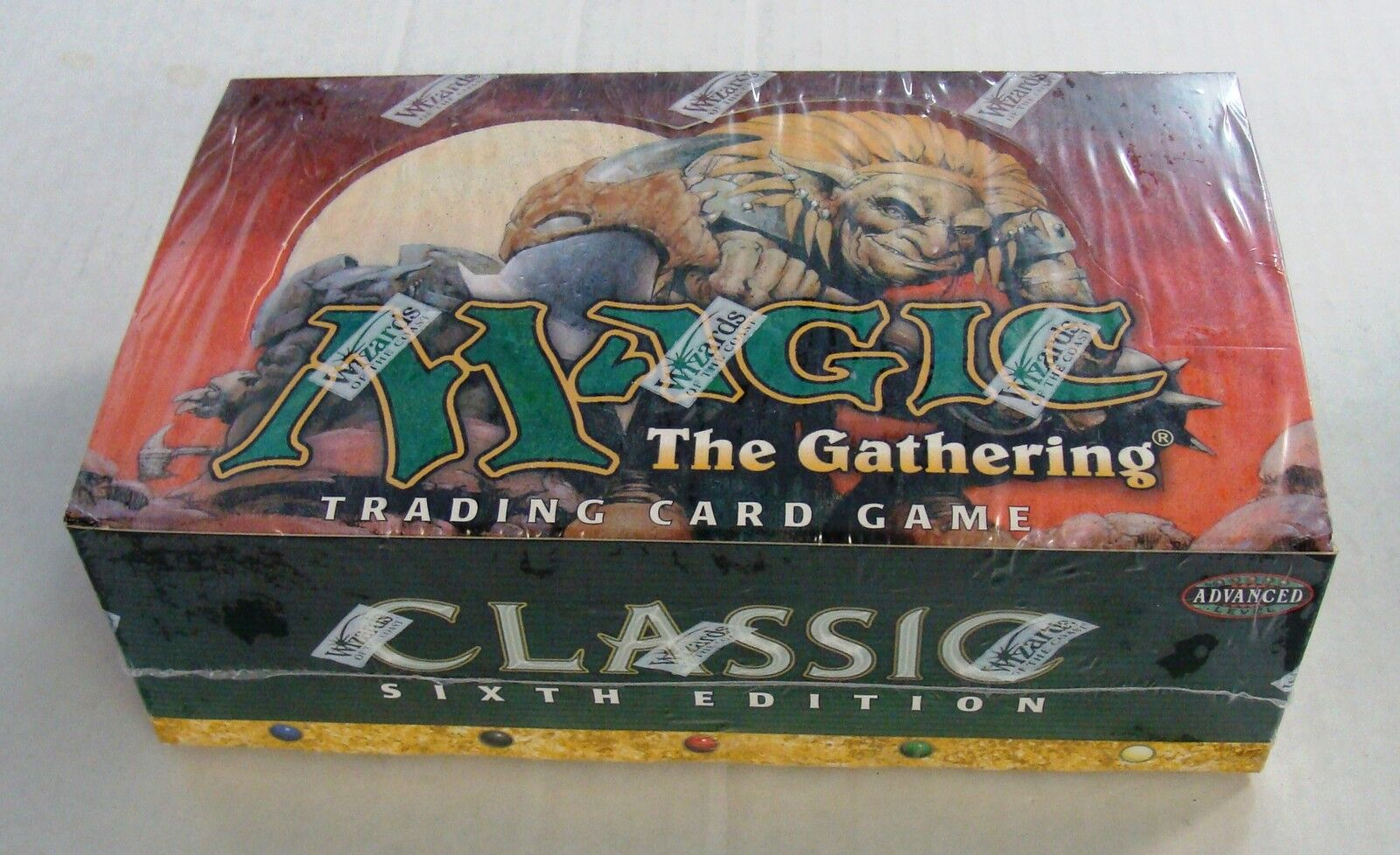 Magic the Gathering MTG Classic 6th 6th 6th Sixth Edition 36ct Sealed Booster Box 465ee4