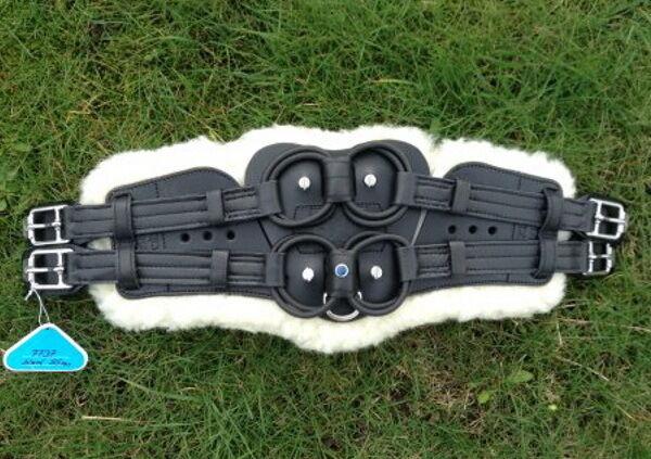 STUBBEN 703 Comfort EQUI-SOFT Equisoft Ergonomic Elastic Flexible COMFORT COMFORT Flexible Girth d9a52b