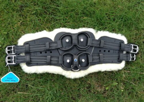 STUBBEN 703 Comfort EQUI-SOFT Equisoft Ergonomic Elastic Flexible COMFORT Girth