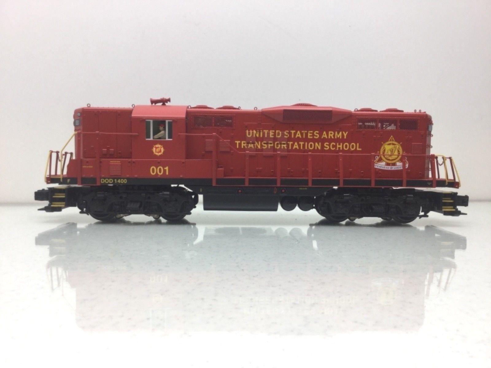 MTH 20-20862 US Army GP-9 Diesel Locomotive w PS 3.0 3 Rail NEW ITEM