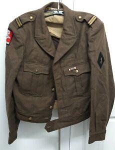Blouson-46-de-Lieutenant-officier-d-039-administration-algerie