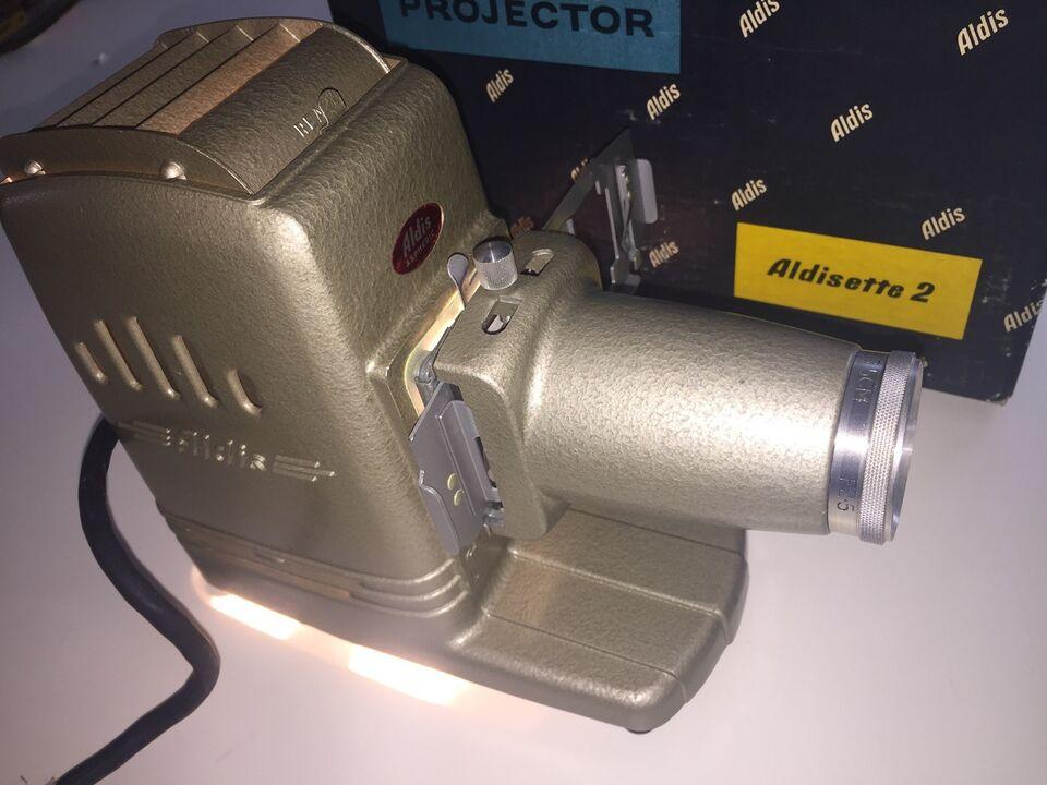 Projektor, Aldis, Aldisette 2