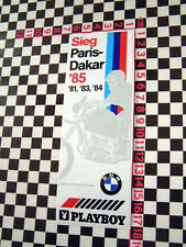 BMW Boxer Sticker R80GS R80G/S R100GS R50 R60 R69 R68 Paris Dakar