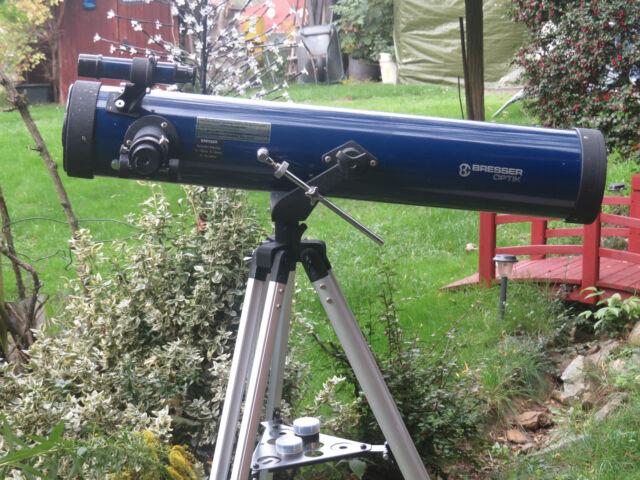 Bresser teleskop mm artikel nr ebay