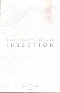 Injection #1   Regular Cover B   Shalvey Bellaire