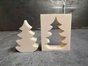 "Béton Cire styrodur /""weihnachtsbau/"" 30 cm arbre de Noël Idées Advent tradition"