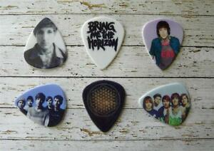 BRING-ME-THE-HORIZON-custom-electric-or-acoustic-guitar-plectrums-picks