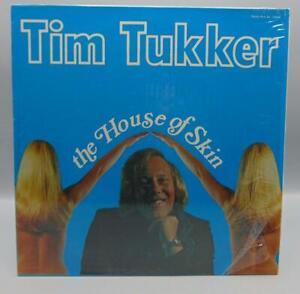 SIGNED-Tim-Tukker-The-House-of-Skin-Record-Album-LP-10956-London-American-Ltd