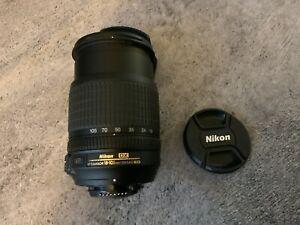 AF-S Nikon 18-105 mm 3.5-5.6 G ED VR