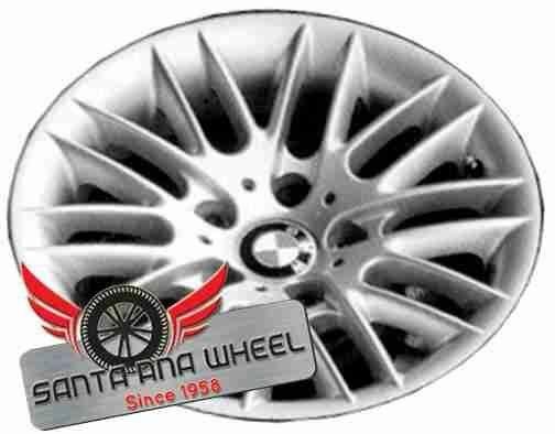 99 03 Oem Bmw E39 16 In Inch Wheel Tire Rim 6751762 For Sale Online Ebay