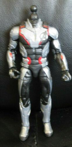 Marvel Legends MCU Avengers Endgame Male Quantum Suit Buck Body For Customs New