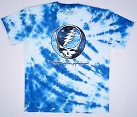 Grateful Dead-steal Your Sky & Space-syf- Cloud Tie Dye Tshirt S-m-l-xl-xxl