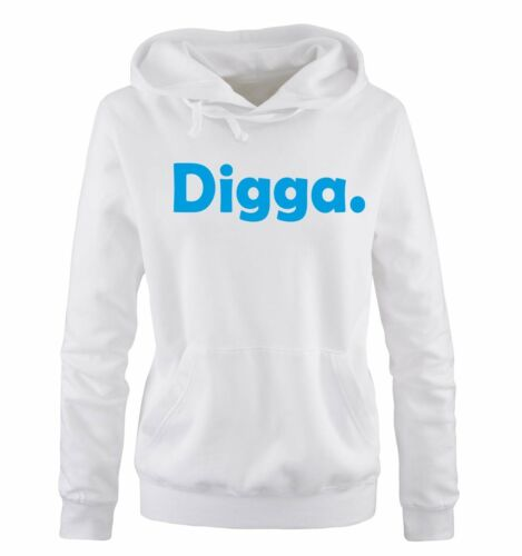 Damen HoodieHAMBURG DOPE SWAG DIGGA Comedy Shirts