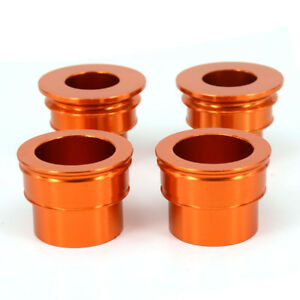 Billet-Front-Rear-Wheel-Hub-Spacers-Kit-For-KTM-SX-XCF-SXF-EXC-EXCF-EXCW-SMR