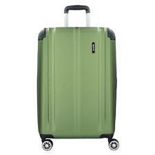 3de20b0b4 item 7 Travelite City M 4 wheels trolley suitcase hard luggage 68 cm (grün)  -Travelite City M 4 wheels trolley suitcase hard luggage 68 cm (grün)