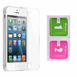 Lot-film-en-verre-trempe-vitre-pour-Apple-iPhone-5-5S-5C-SE