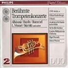 Famous Trumpet Concertos 0028946402825 by Hardenberger CD