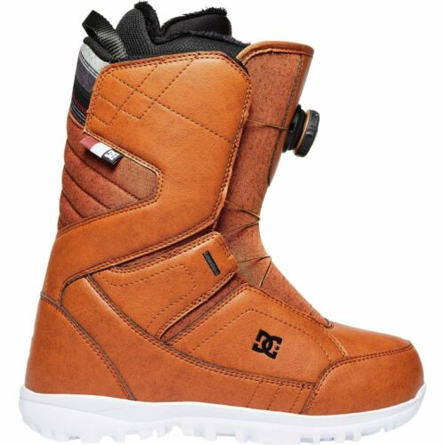 2018 DC Search Boa Women/'s Boots Brown