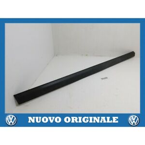 MODANATURA-PORTA-ANTERIORE-SINISTRA-PROTECTIVE-STRIP-DOOR-LEFT-FRONT-VW-GOLF-2