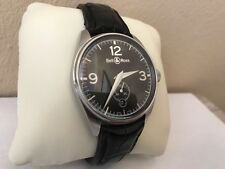 Bell & Ross BR 123 Original Automatik 41mm Stahl Herren Armbanduhr Luxusuhr