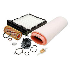 LAND ROVER FREELANDER 1 TD4 FULL SERVICE FILTER SET & MODIFIED OIL BREATHER KIT