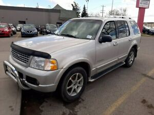 2004 Ford Explorer LIMITED   4WD   CLEARANCE SPECIAL