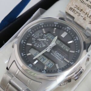 CASIO LINEAGE LCW-M300D-1AJF Tough Solar Atomic Radio Watch New ... f4647ca35a