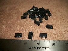 Lot Of Molex 5 Pin Male Pc Mount Connectors Look