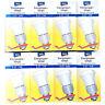 5x ARO Energiesparlampe Lampe 7W 827 2700k E14 55 cd  Warm White R50