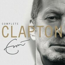 "Eric Clapton ""Complete Clapton"" 2 CD NUOVO"