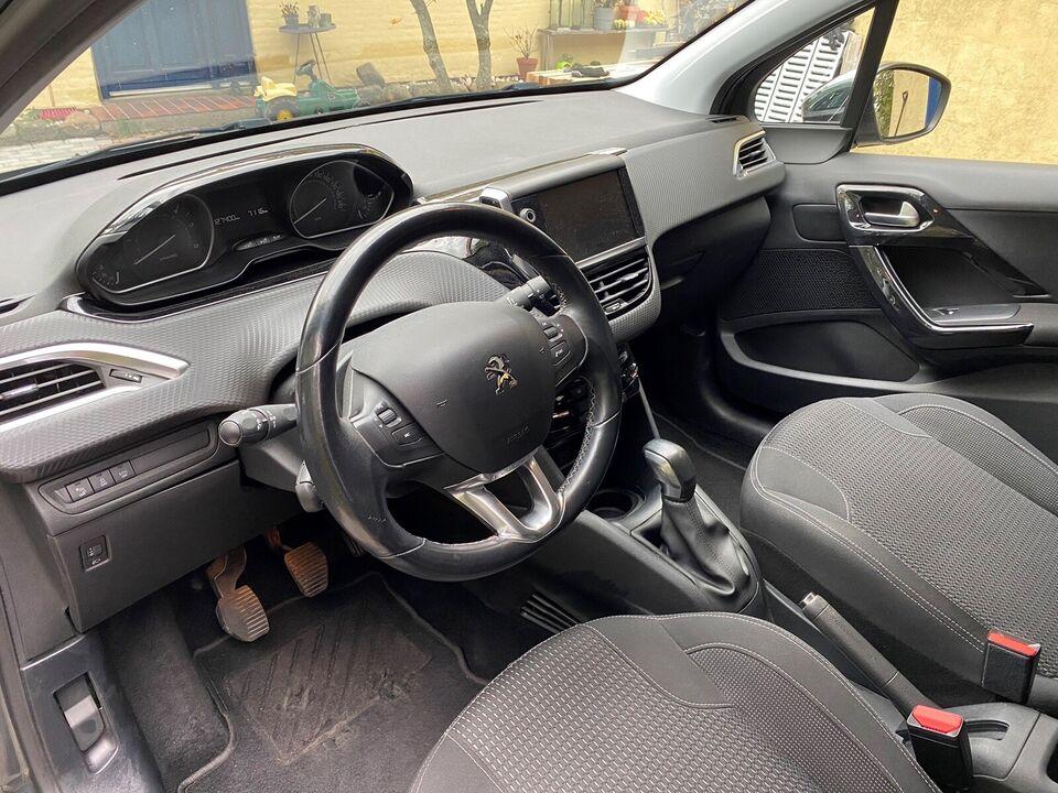 Peugeot 208, 1,6 BlueHDi 100 Desire, Diesel