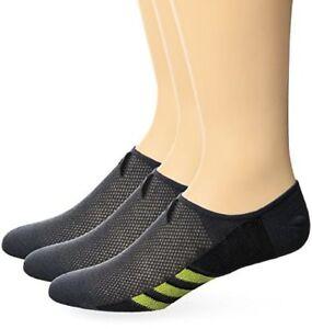 Agron-Socks-adidas-Mens-Superlite-Super-No-Show-3-Pack-Select-SZ-Color