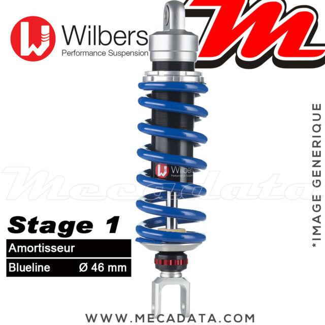 Amortisseur Suzuki AN 400 Burgman (2001) Wilbers Stage 1 Blueline