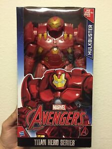 Hasbro-Marvel-Avengers-Hulkbuster-Titan-Hero-Series-Iron-Man-New