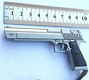 Desert-Eagle-Keyring-Large-Metal-Pistol-Keychain-Glo-ck-Model-Gun-Keyring-G18-DE